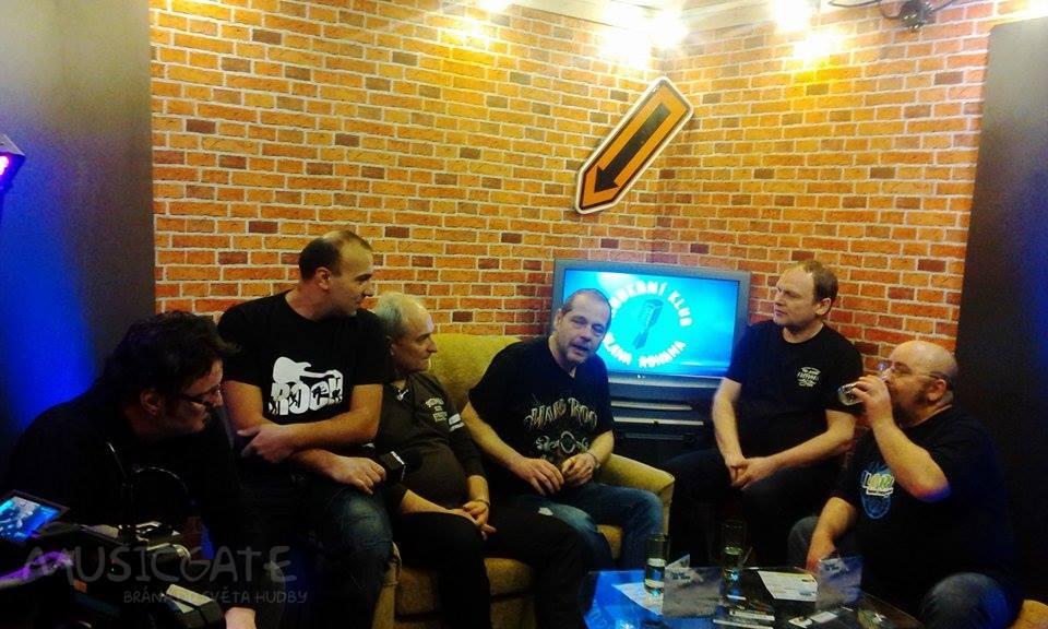 Video rozhovor se skupinou Lord