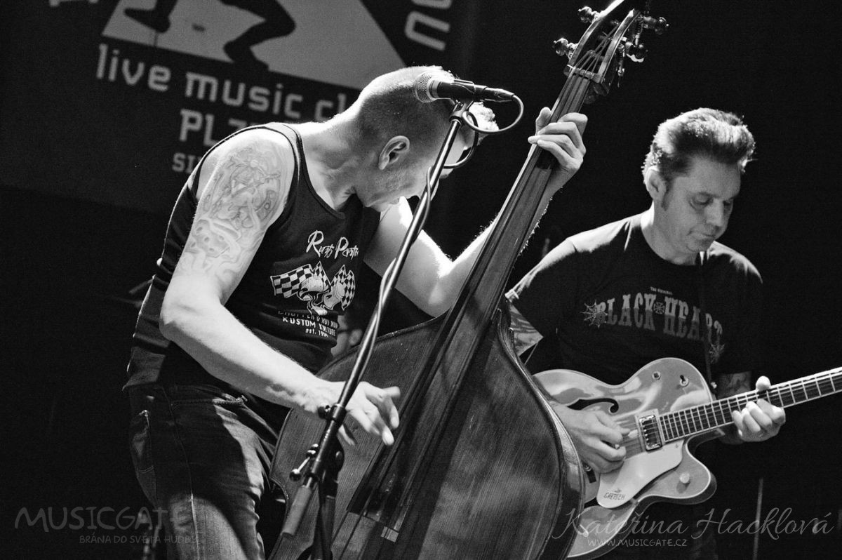 Rockabilly / Psychobilly party v Divadle pod lampou