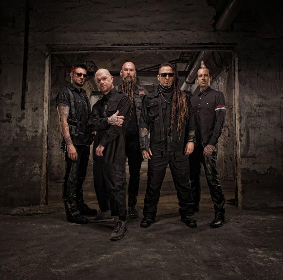 Five Finger Death Punch vypouští nový klip a chystají se na Prahu