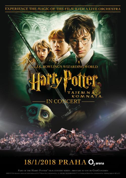 Harry Potter a tajemná komnata™ IN CONCERT