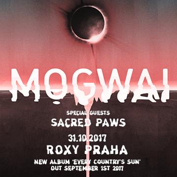 MOGWAI (UK) vydávají nový singl!