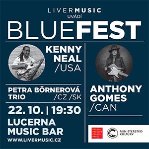 Blue Fest 2017 již tuto neděli!