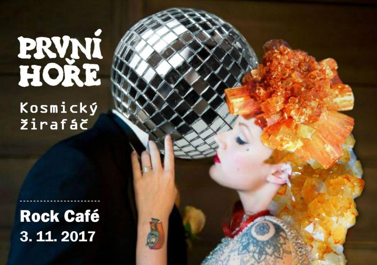 První Hoře se chystají s novou deskou vyhodit do povětří Rock Café!