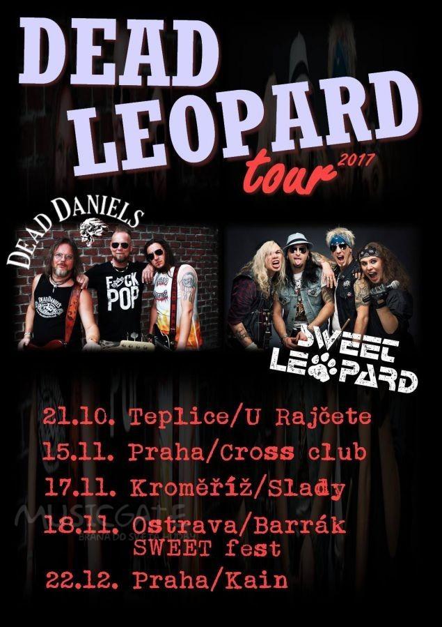 Startuje Dead Leopard Tour 2017!