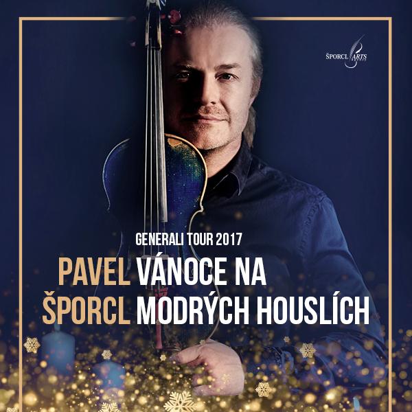Pavel Šporcl a jeho Vánoční turné