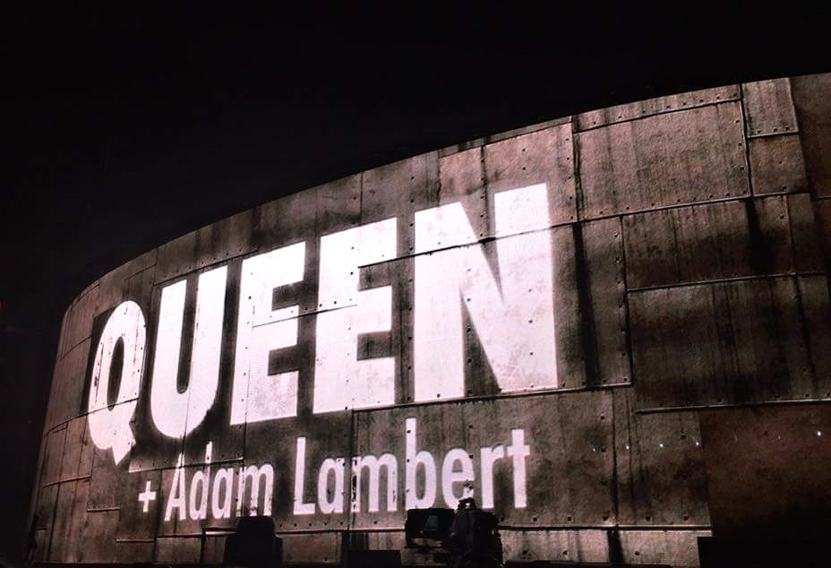 Queen a Adam Lambert v Praze: Show ve velkém stylu