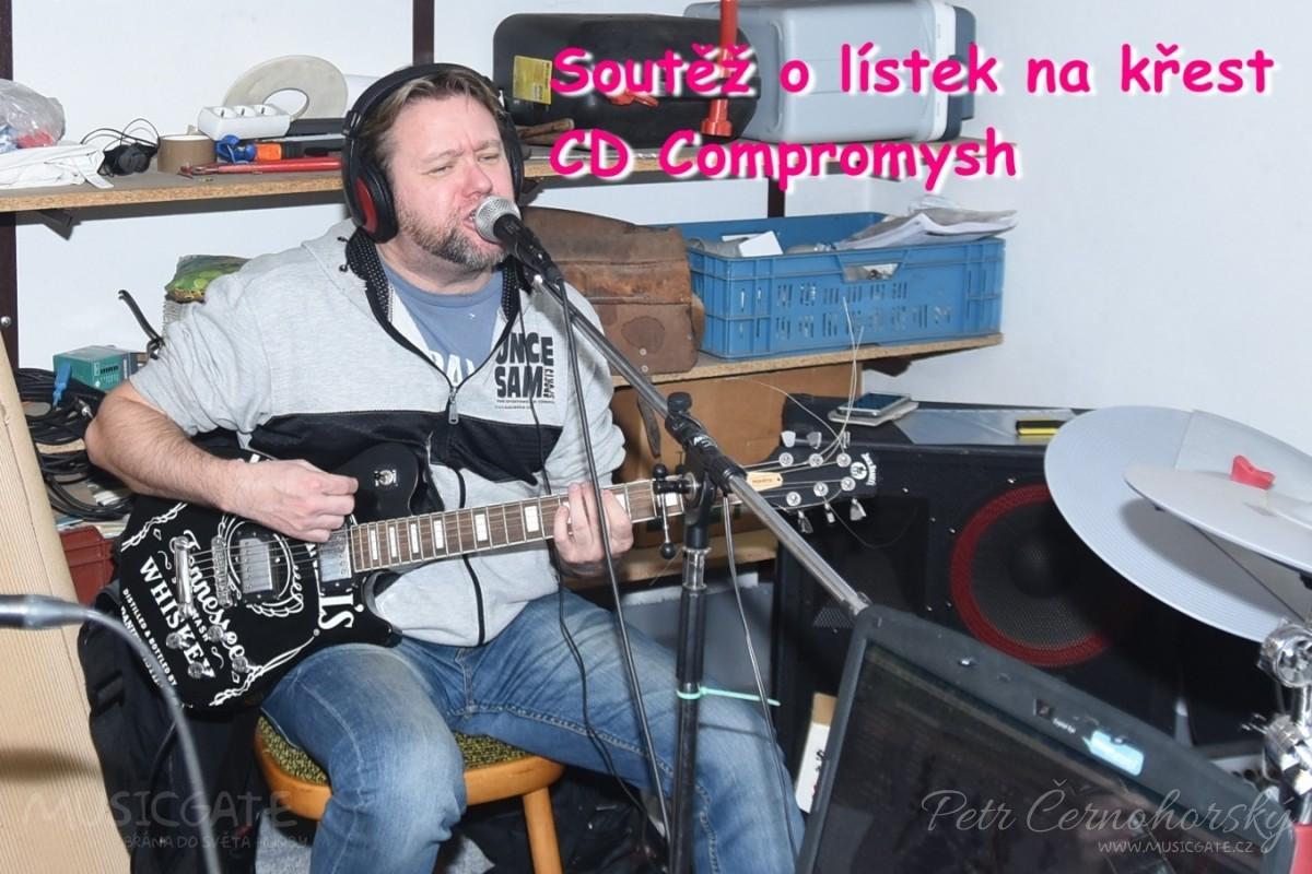 Soutěž č.7. o vstupenku na křest kapely Compromysh