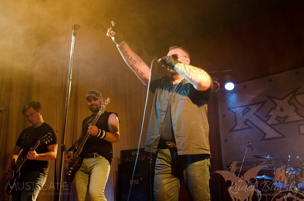 Plzeňský Katr rozpoutal v Nepomuku rockovou bouři