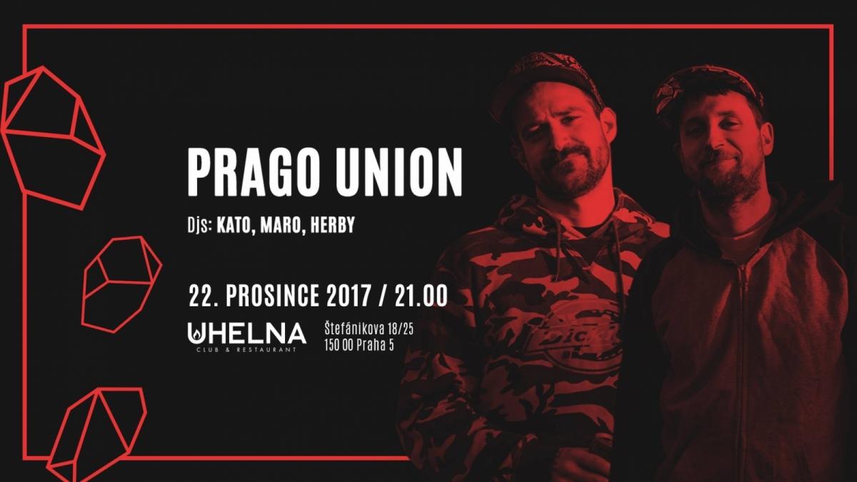Prago Union jakožto předvánoční dárek v pražské Uhelně