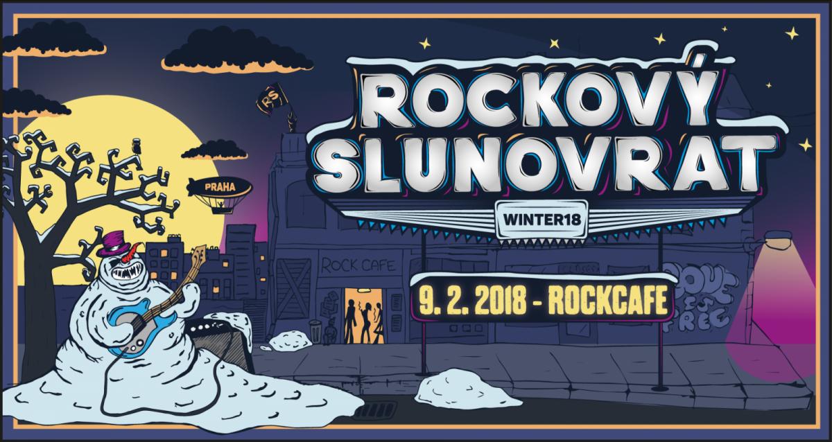 Zimní Rockový Slunovrat je plný překvapení!