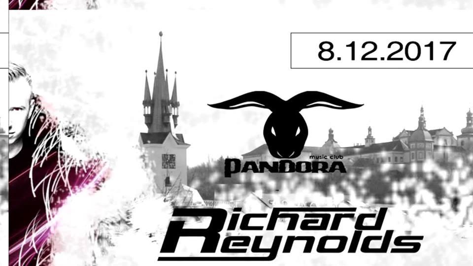 Richard Reynolds je další předvánoční dárek v Příbrami