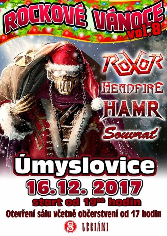 Rockové Vánoce - Úmyslovice vol.8
