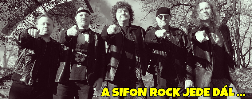 Sifon rock zakončí letošní mrákovskou sezónu!