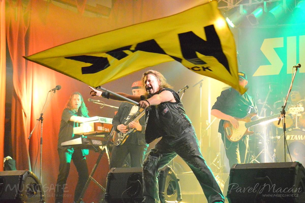 Rockové rolničky Sifonu v Mrákově!