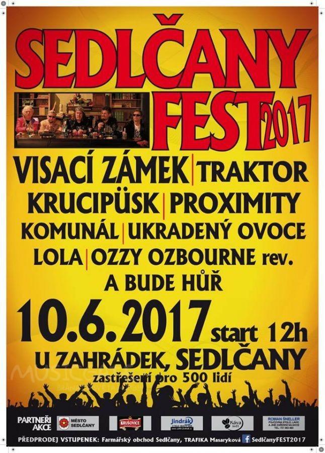 Sedlčany Fest 2017
