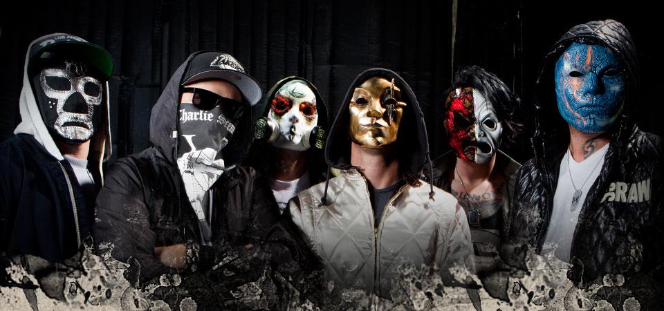 Hollywood Undead zamíří do Prahy do Fora Karlín