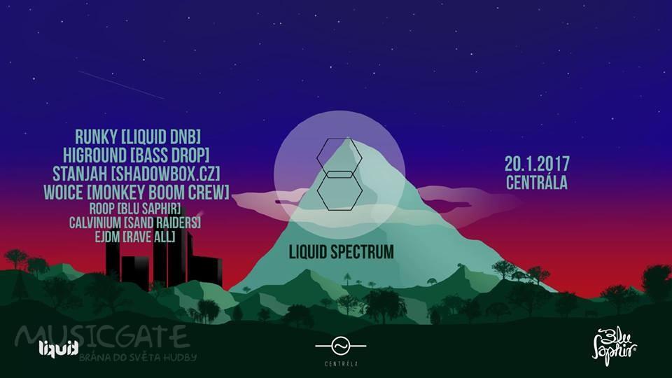 Liquid Spectrum zamíří tentokrát do Centrály