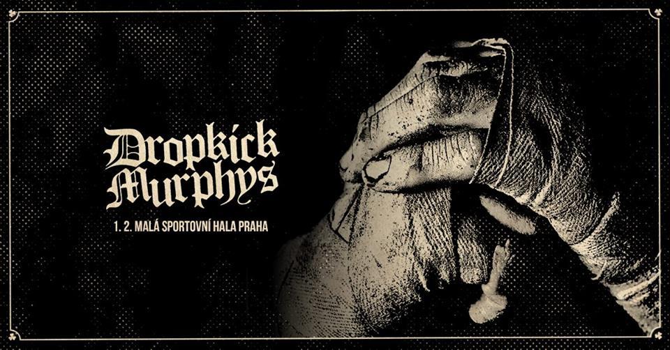Prahu ovládne celtic punková legenda Dropkick Murphys