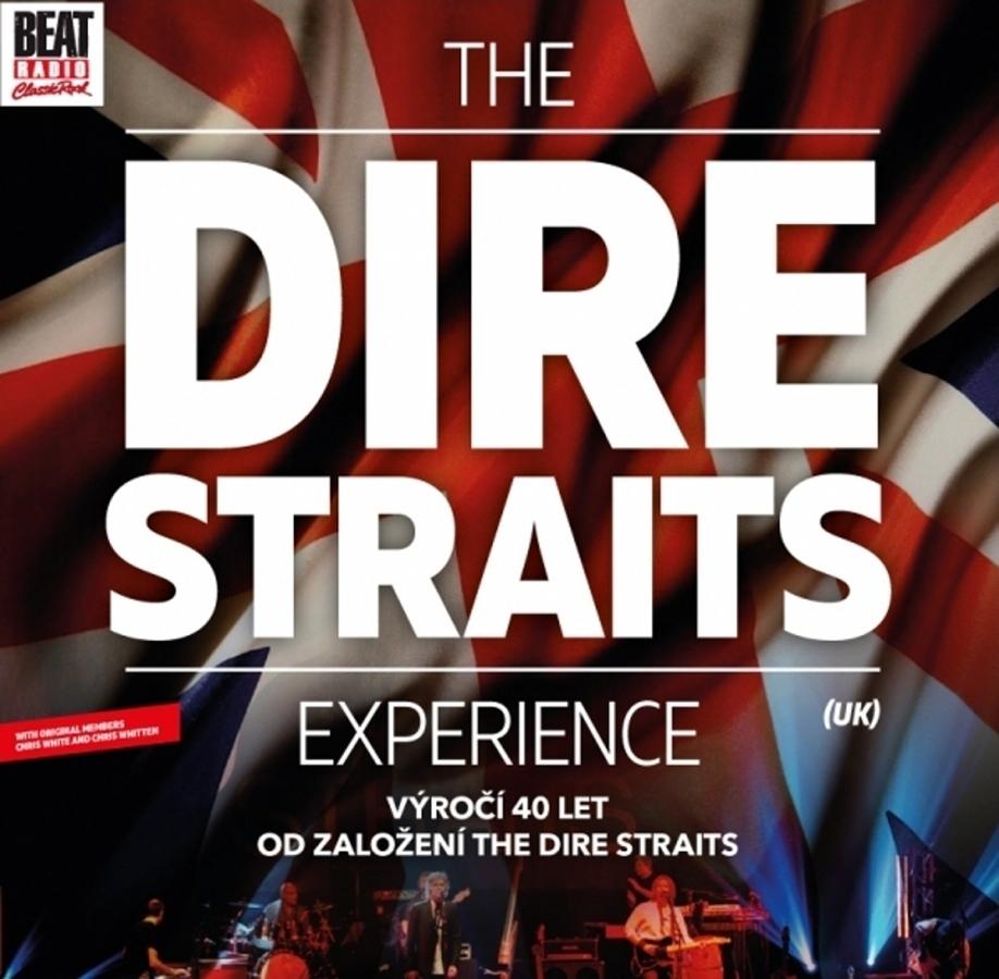 Turné The Dire Straits Experience 2018 exkluzivně v České Republice!