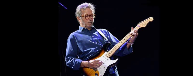Eric Clapton má potíže se sluchem