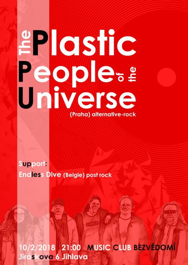 The Plastic People of the Universe (Praha) alternative-rock