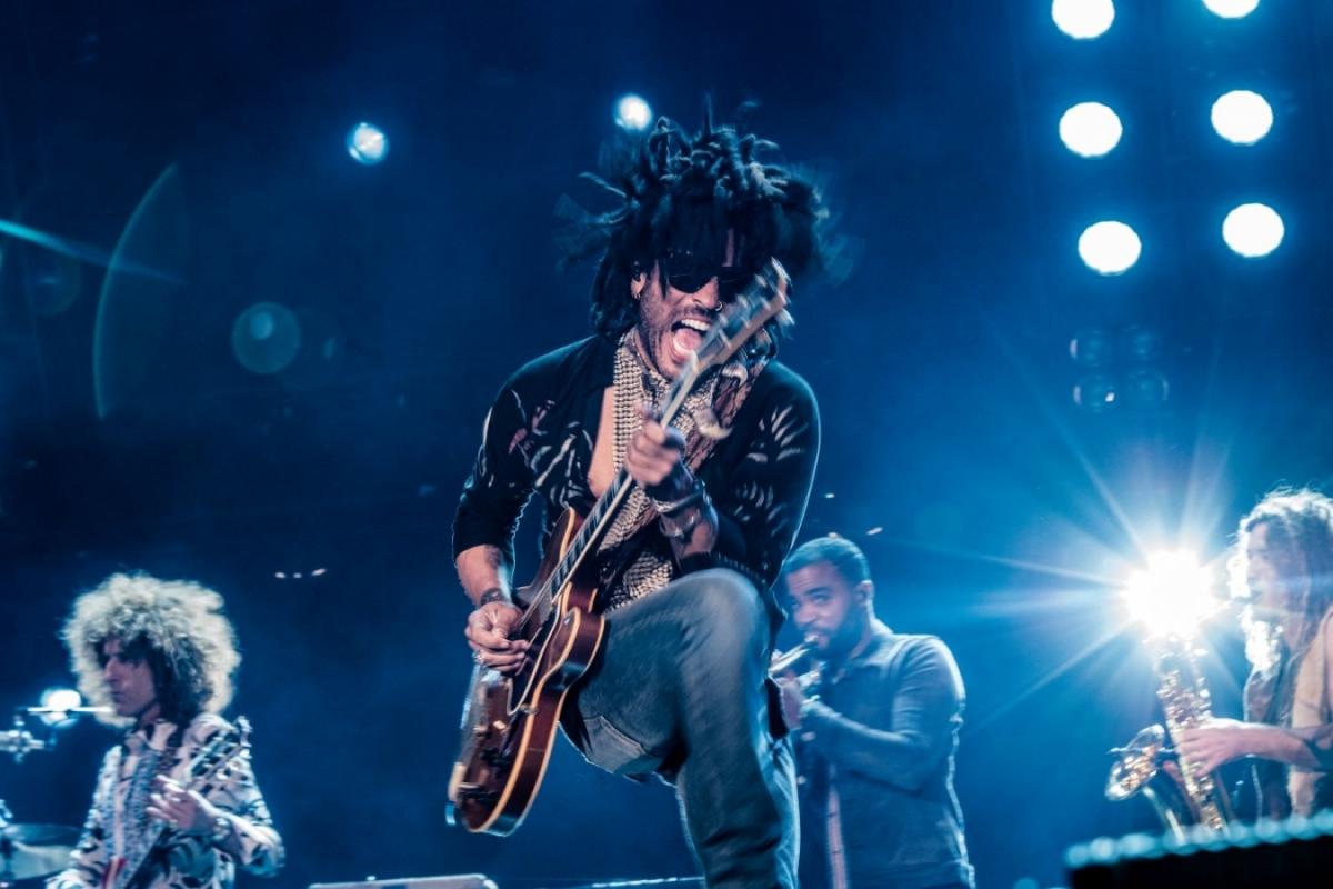 Lenny Kravitz se v červnu vrátí do Prahy