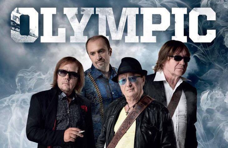 Olympic vyráží na tour