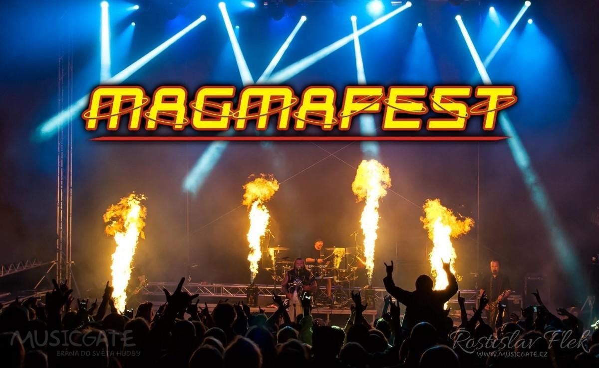 Festival Magmafest se po roční pauze vrací!