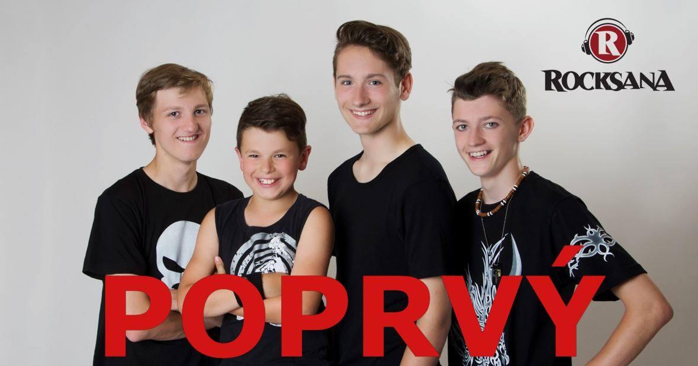 Mladí rockeři křtí CD!