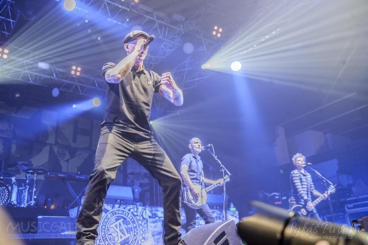 Legendy celtic punku Dropkick Murphys kompletně vyprodali Malou sportovní halu