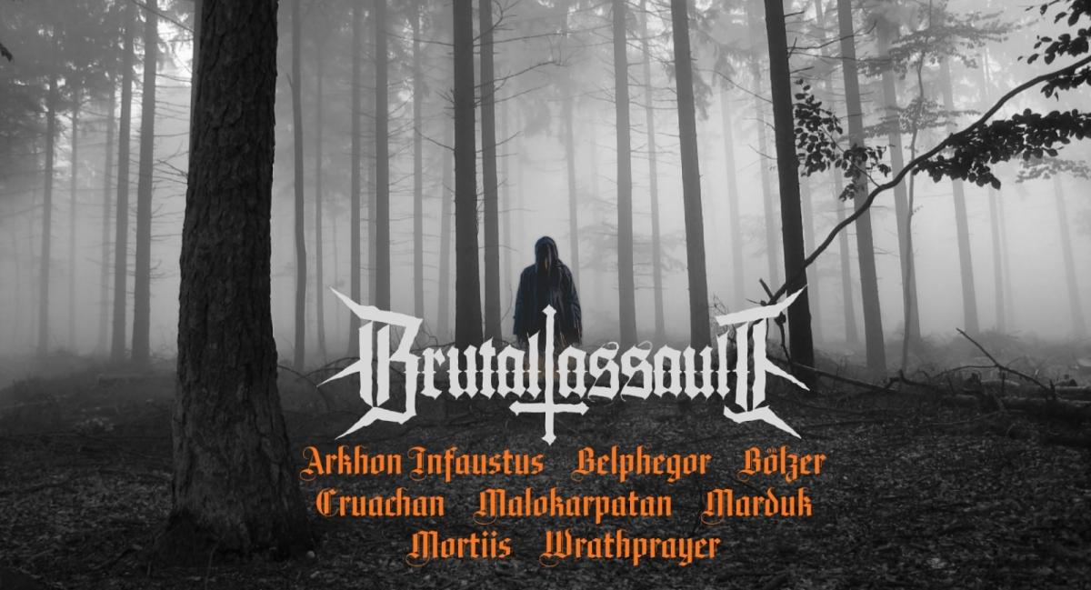 Další update Brutal Assault 2018 na obzoru! Tentokrát v blackmetal stylu.