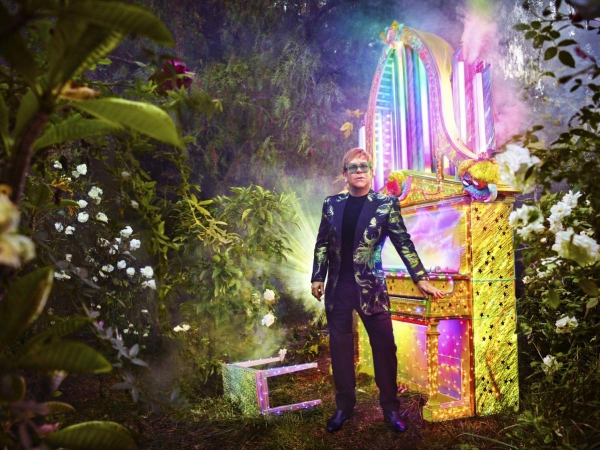 Elton John chystá své poslední turné