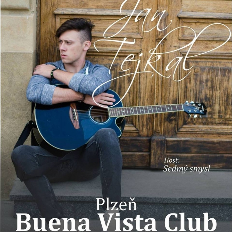 Valentýnský večer v Buena Vista Clubu Plzeň bude patřit Janu Tejkalovi a Sedmému smyslu!