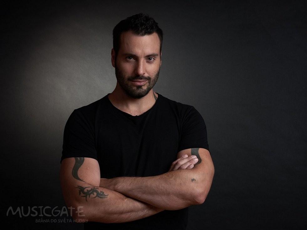 Václav Noid Bárta - tour Jedinej krok 2017