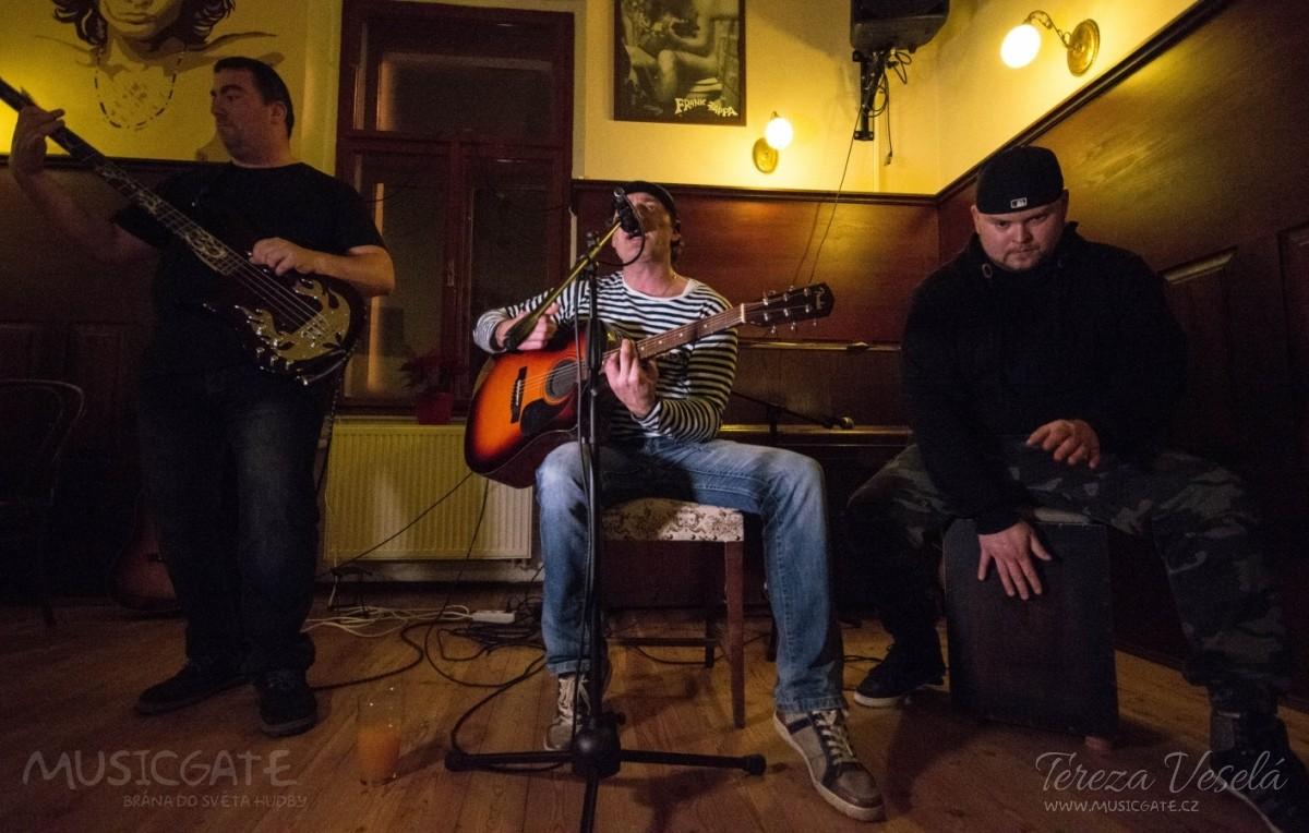 Otevřená hudební scéna v Kralupech