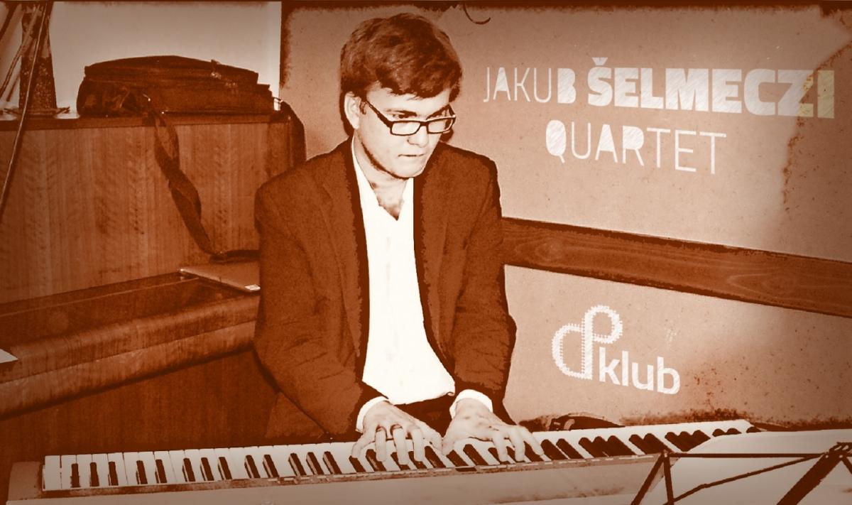 Jakub Šelmeczi Quartet - jazzový dýchánek v příbramském D-klubu