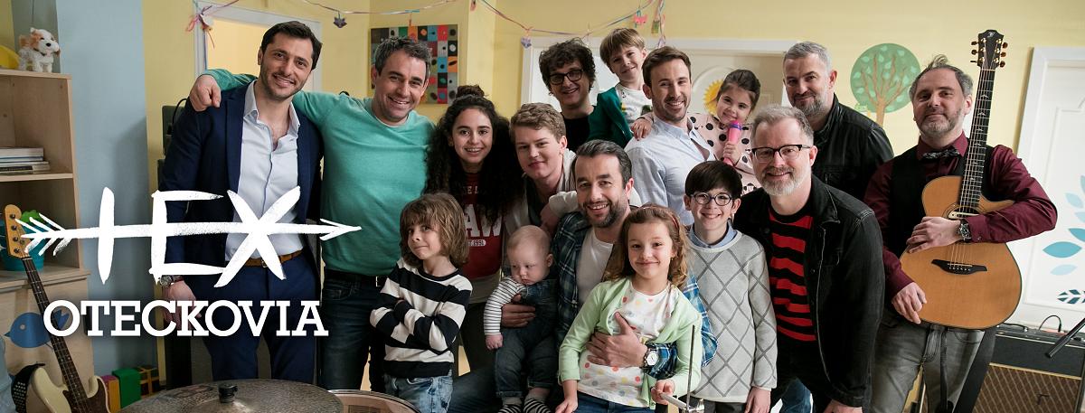Skupina HEX má na kontě další netradiční spolupráci, titulní píseň k seriálu Oteckovia!