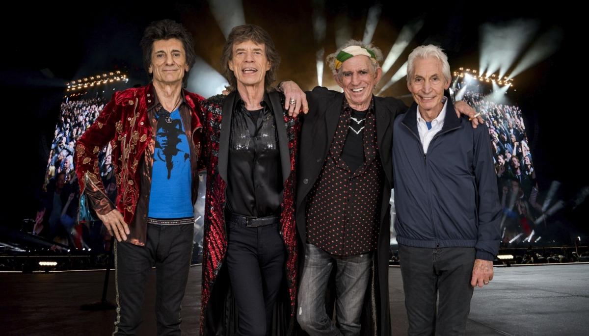 Rolling Stones letos zahrají v Praze