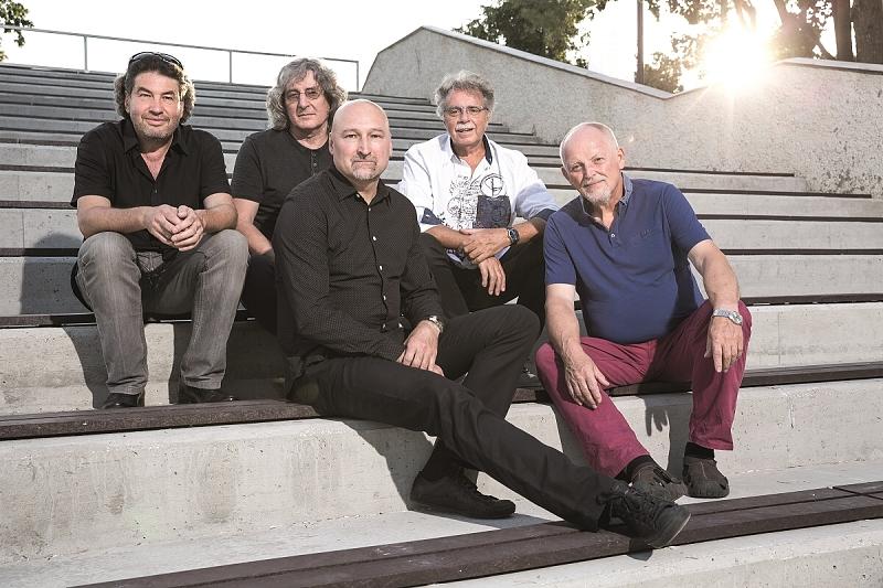 Pavol Hammel a Prúdy vyrážejí na velkolepé turné, zahrají v 17 slovenských městech