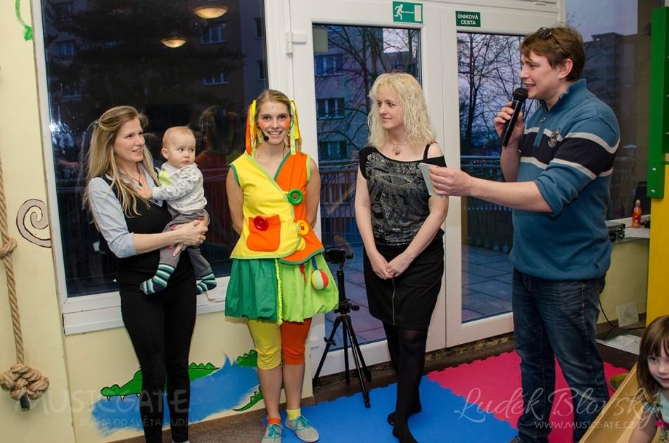 Culinka v Plzni pokřtila své tancohrátky