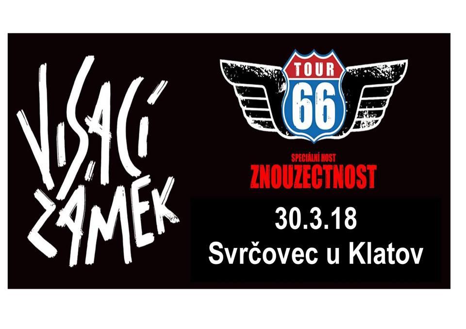 Visací Zámek a Znouzectnost rozvíří punkové vody ve Svrčovci!