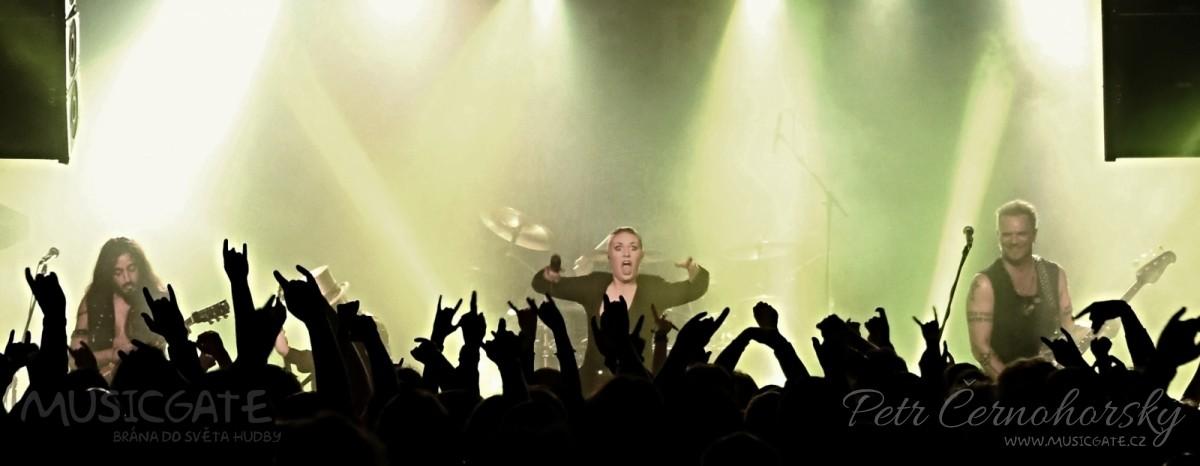 Therion se svou jedinečnou metalovou operou Beloved Antichrist dobyl Prahu / Therion with his unique metal opera The Beloved Antichrist conquered Prague!