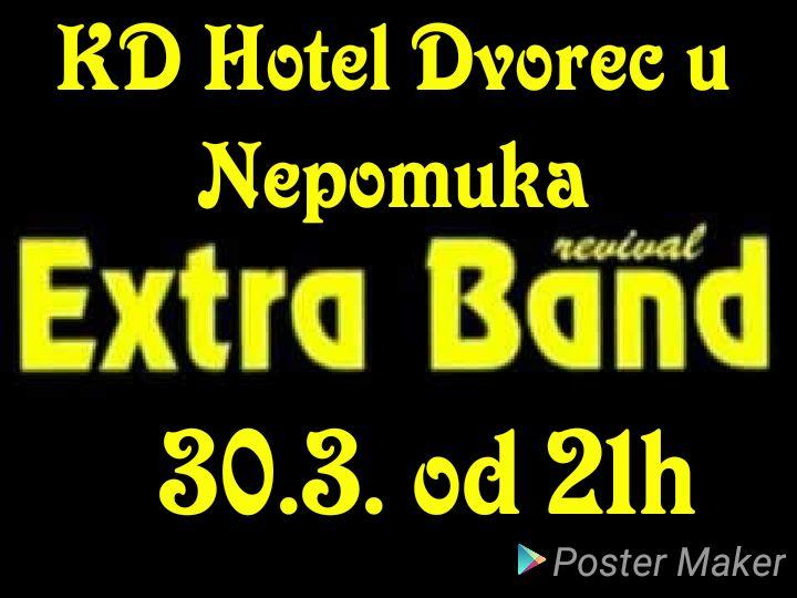 Extra Band Revival ve Dvorci u Nepomuka