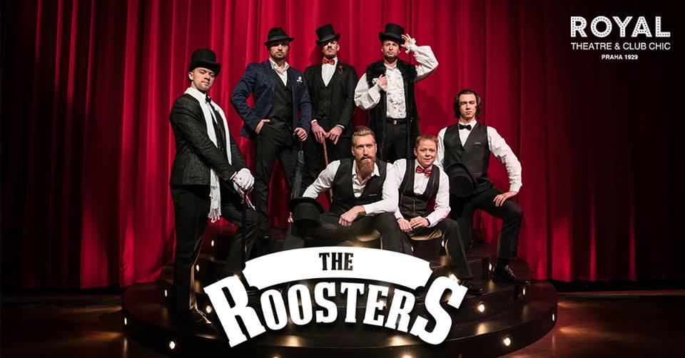 Velikonoční The Roosters - Men's Cabaret & Burlesque show