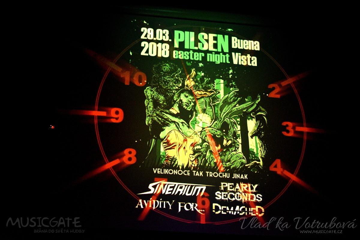 Plzeň zažila tak trochu jiné Velikonoce v podobě Pilsen Easter Night