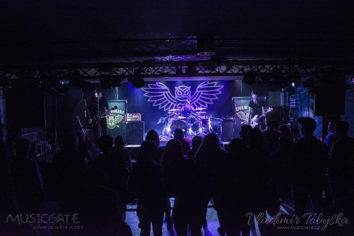 Čáslavská partička zazářila v RockCafé