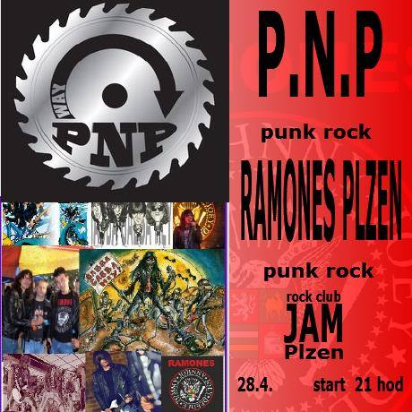Fanoušci Ramones zbystřete, revival můžete vidět v Plzni!
