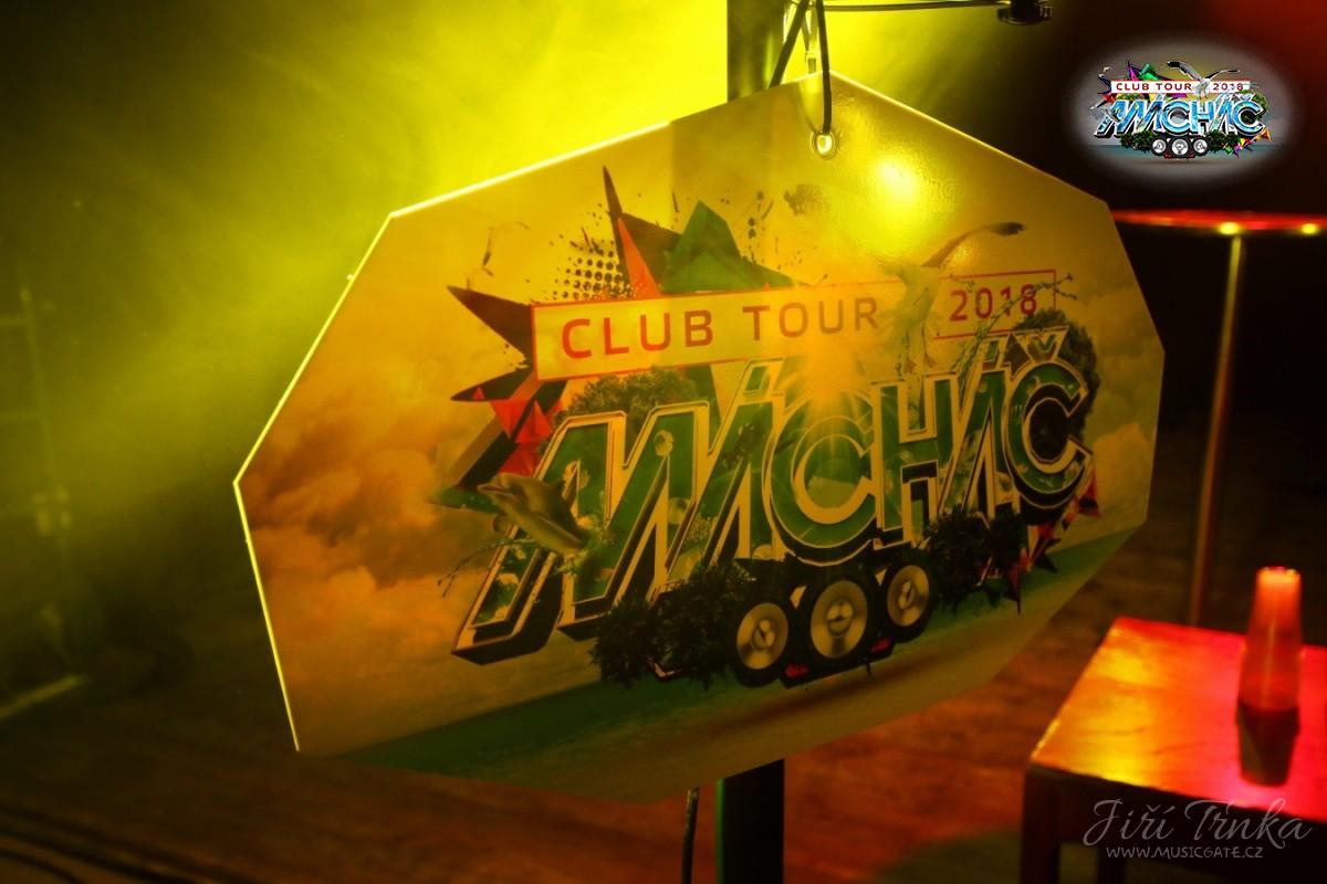 Mácháč club tour 2018 v Březnici