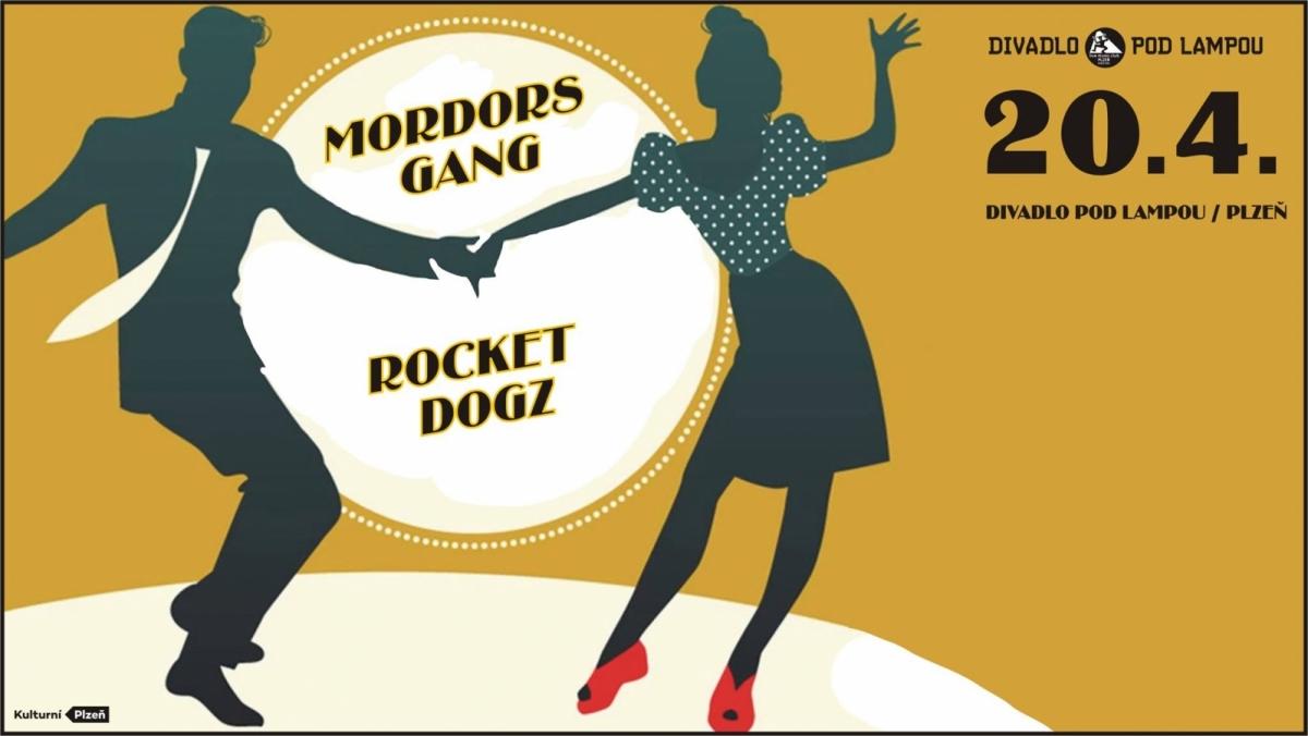 MORDORS GANG & THE ROCKET DOGZ