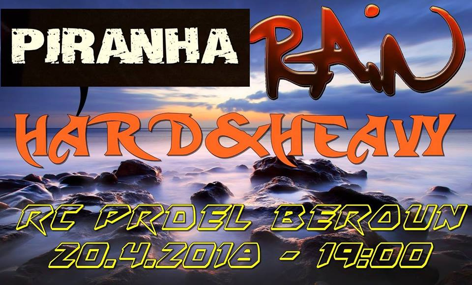 Metalový večer v RC Prdel Beroun